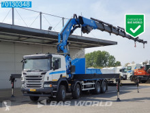 Scania P 370 truck used flatbed