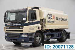 Kamión cisterna chemické výrobky DAF CF75