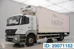Mercedes mono temperature refrigerated truck Axor