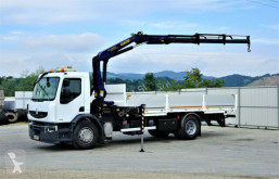 Ciężarówka Renault Premium 280 DXI Pritsche 6,20m+Kran*Topzustand! platforma używana