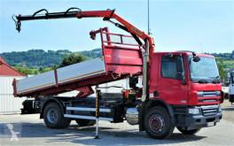 Gebrauchter LKW Kipper/Mulde DAF CF 75.310 *Kipper 5,20 + Kran*Topzustand!