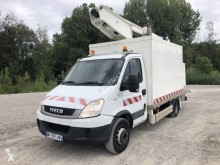 Iveco telescopic articulated aerial platform truck Daily 70C15