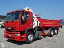 Iveco Eurotech 400E38 truck used construction dump