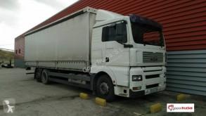 Camión MAN TGA 26.350 lona corredera (tautliner) usado