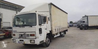 Ciężarówka firanka Volvo FL6