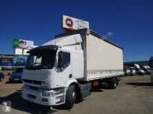 Camion cu prelata si obloane second-hand Renault
