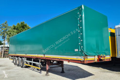Camion rideaux coulissants (plsc) Viberti SEMIRIMORCHIO, CENTINATO SPONDE, 3 assi