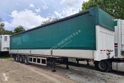 Ciężarówka firanka używana Viberti SEMIRIMORCHIO, CENTINATO SPONDE, 3 assi
