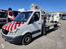 Mercedes 313 CDI + ESDA LIFT 16M50 used platform commercial vehicle