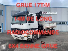 Camion benne occasion Mercedes Actros 2631
