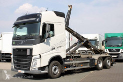Camion Volvo FH 460 Gergen 21/70 Lenkachse IParkCool ACC polybenne occasion