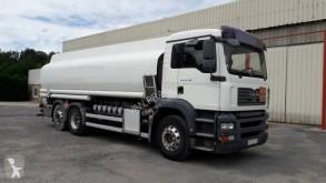 Camion MAN TGA 26.320 cisterna idrocarburi usato