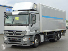 Mercedes Actros 2536*Euro 5*Carrier Supra 850*LBW*Lift* truck used refrigerated