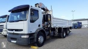 Camion benne Renault Premium 370.26