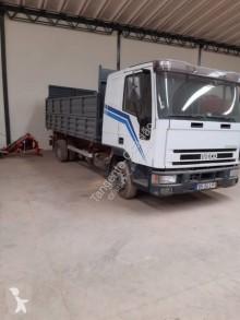 Camião Iveco Eurocargo 75 E 13 estrado / caixa aberta caixa aberta usado