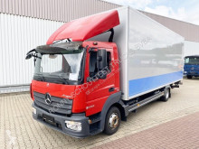 Camion Mercedes Atego 1023 L 4x2 1023 L 4x2 mit LBW Dautel fourgon occasion
