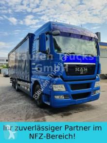Camion MAN TGX 26.400 6X2 EEV Festaufbau Lenkachse savoyarde occasion