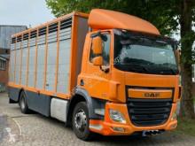 Camión remolque para caballos DAF CF 400 Menke Einstock