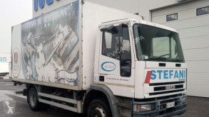 Camión lona corredera (tautliner) usado Iveco Eurocargo