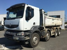 Renault two-way side tipper truck Kerax 460 DXI