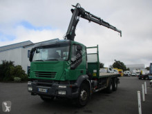 Camion plateau standard Iveco Trakker AD 260 T 36