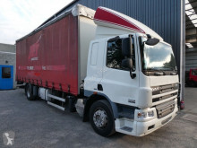 Camion DAF CF obloane laterale suple culisante (plsc) second-hand