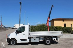 Camion Renault Master 130 DCI plateau occasion