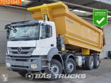 Camion benne Mercedes Axor 4140