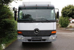Ciężarówka chłodnia używana Mercedes Atego918 Eis/Ice-33°C Türen4+4+2 Klima Nutz 2.5t