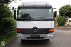 Camion frigo occasion Mercedes Atego918 Eis/Ice-33°C Türen4+4+2 Klima Nutz 2.5t