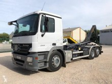 Mercedes Actros 2541 truck used hook arm system