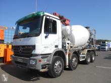 Mercedes Actros 3241 LKW gebrauchter Betonmischer Mischer + Pumpe