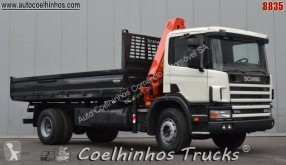 Used tipper truck Scania G 94G260