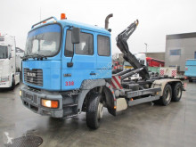 Camion MAN 33.414 polybenne occasion