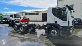 Used tanker truck Iveco Stralis 460 E6 6x2 (Nr. 4699)