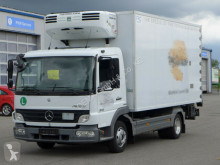 Mercedes Atego 816*Euro 5*ThermoKing MD200*LBW*Portal*TÜV truck used refrigerated