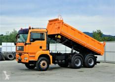 Camion tri-benne MAN TGA 26.440 Dreiseitenkipper 4,70m*6x6 HYDRODIVE!