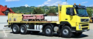 Camion Volvo FM 400 Pritsche 7,50m+PROBLEM Kran*8x4! plateau occasion