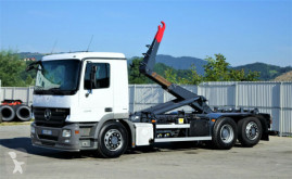 Camion multibenne occasion Mercedes ACTROS 2541 Abrollkipper 6,40m *6x2* Top Zustand