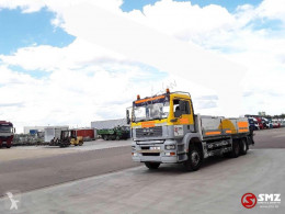 MAN TGA 26.413 truck used flatbed