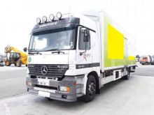 Used mono temperature refrigerated truck Mercedes Actros 1840