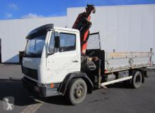Камион Mercedes - E1317 4x2 самосвал самосвал с тристранно разтоварване втора употреба