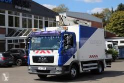 Camion nacelle articulée télescopique MAN TGL MAN TGL 12.210 Hubarbeitsbühne Comilev 170TPC