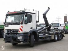 Mercedes Arocs org. Kommunalhydraulik LKW gebrauchter Abrollkipper