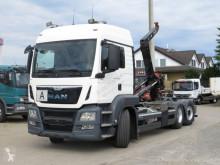 Gebrauchter LKW Abrollkipper MAN TG-S Lift+Lenkachse