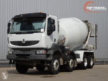 Camion béton toupie / Malaxeur occasion Renault Kerax 370