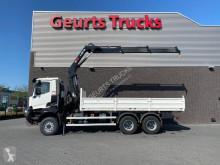 Renault K 460 OPEN BOX + HIAB 188 EP-2 HIDUO KRAAN/KRAN/CRANE/GRUA inne ciężarówki używana