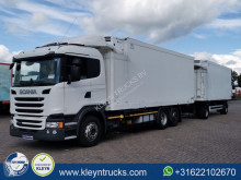 Scania G 410 trailer truck used BDF