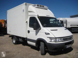 Iveco refrigerated truck Daily 35C17