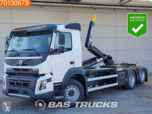 Volvo FMX 430 truck used hook lift